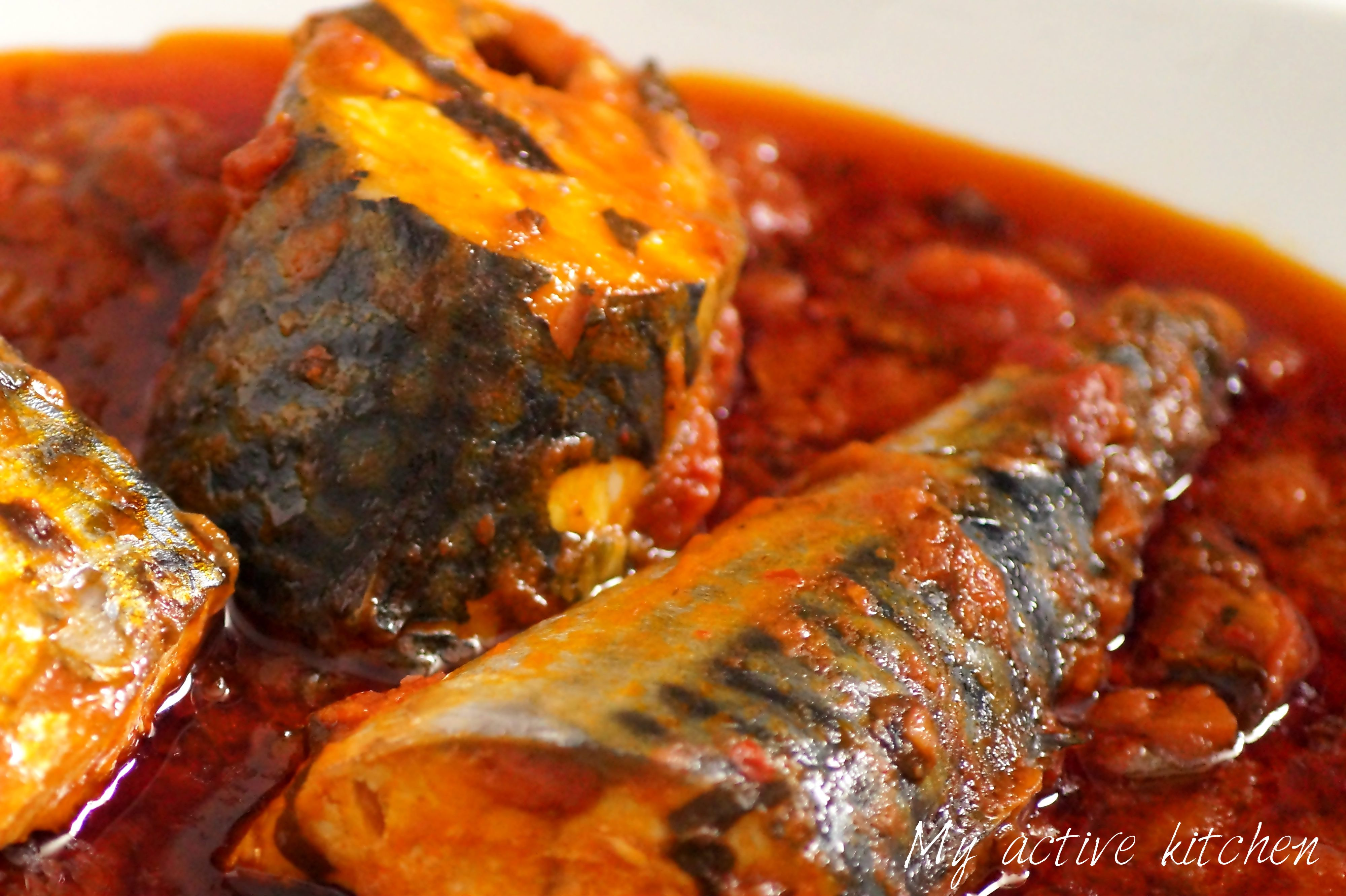 easy mackerel tomato stew  mackerel recipes canned