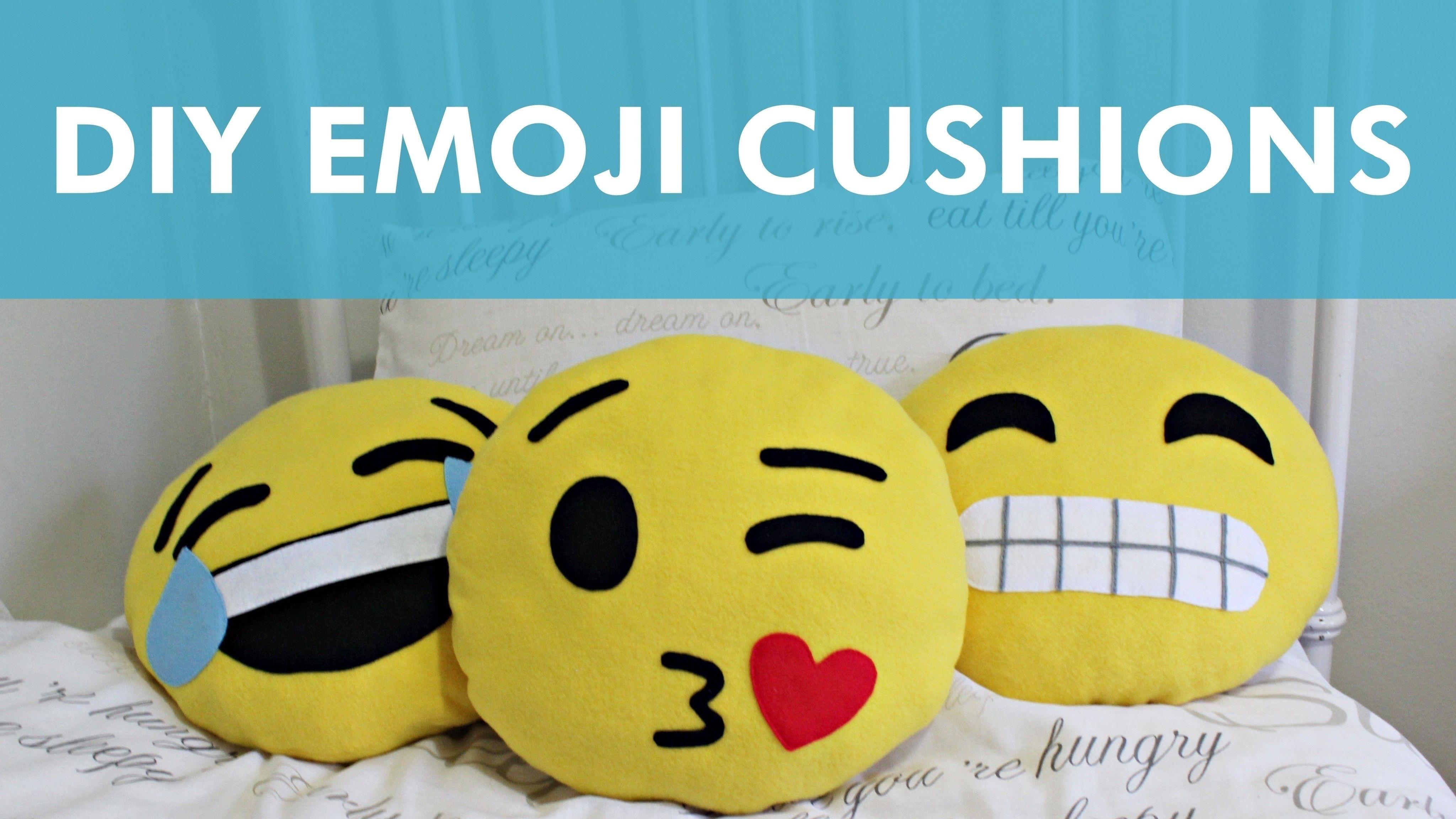 Emoji Cushions Emoji Cushions Emoji Emoji Pillows