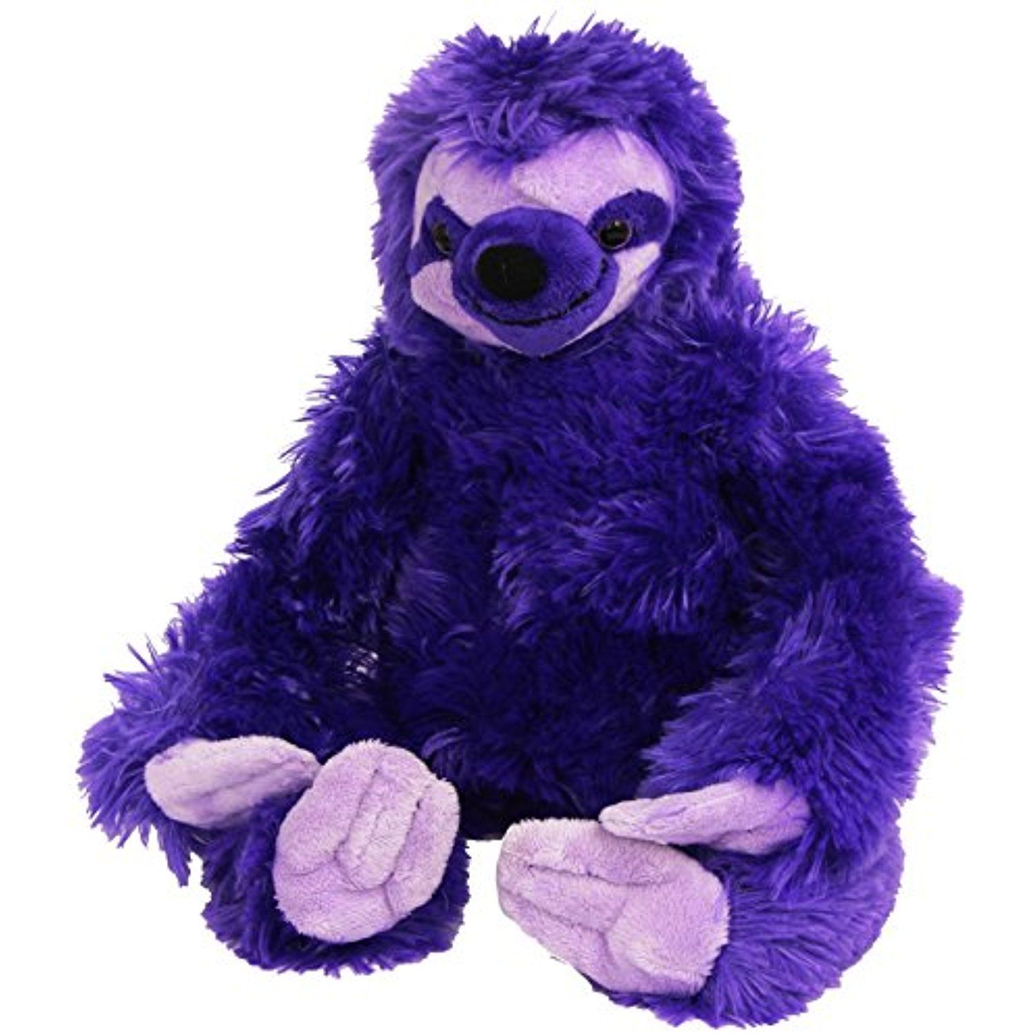 Wild Republic Sloth Plush, Purple Check out this great