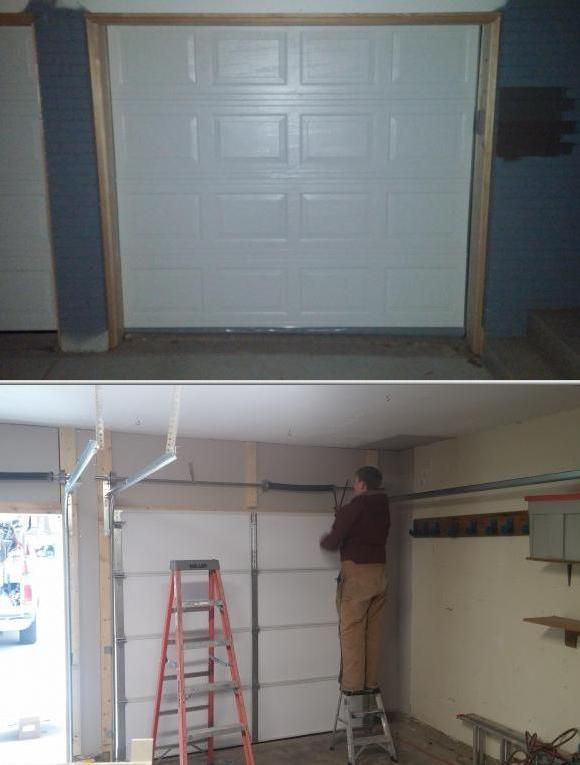 Josh Johnson And His Brother Specialize In Garage Door