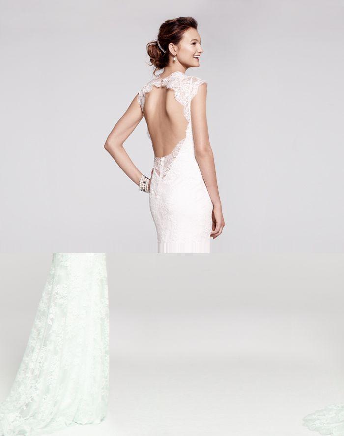 Spotlight On: Detail-Back Wedding Dresses | wedding fever - gowns ...