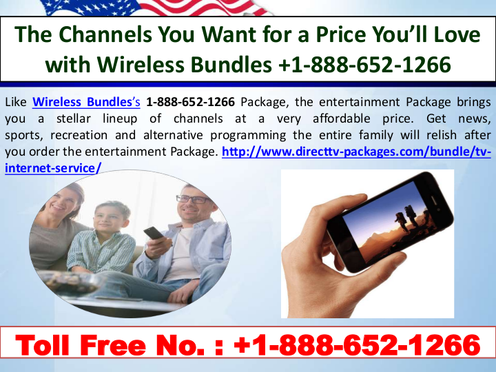 The Channels You Want For A Price You Ll Love With Wireless Bundles 1 888 652 1266 Like Wireless Bundles S 1 888 Direct Tv Packages Direct Tv Channels Tv Deals
