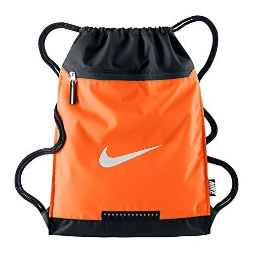 5929159a58b9 Nike Team Training Gym Sack Football Soccer Draw String Backpack Unisex  Style  BA4694-018 Size  OS     Find out