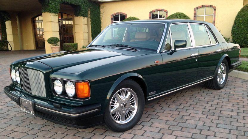 1994 Bentley Brooklands W212 Kissimmee 2016 Pontiac