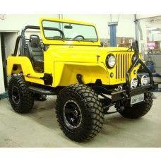 Para Lama Para Jeep Willys Cj5 Lado Esquerdo Modelo Xtreme By Usa Jeep Willys Jeep Jipe