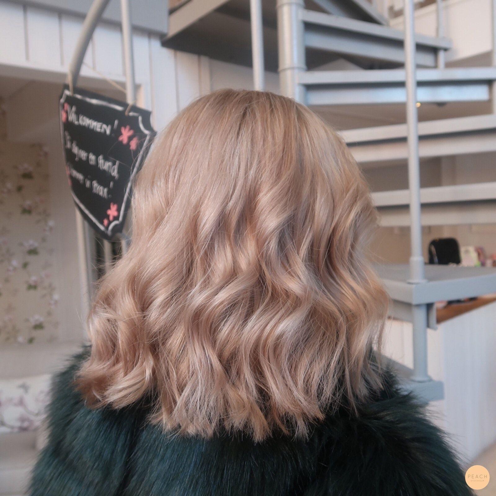 Naturlig blond