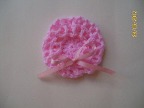 Cubierta del bollo pequeño con perlas Bun titular cubierta | CUBRE ...