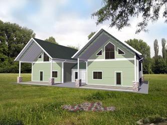 House Plan 001 3568