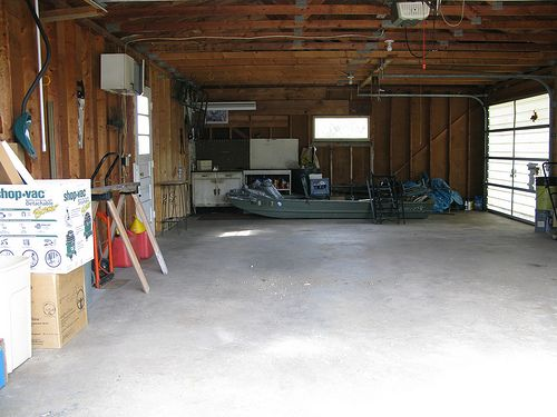How To Reorganize Your Garage Are You Fantasizing About Moving