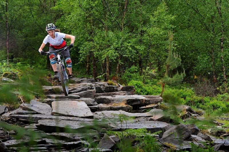 We Have Lovingly Created An Incredible Network Of Trails For Riders Of All Abilities At Bikepark Wales Swooping Berme Weekends Away Uk Mountain Biking Trail