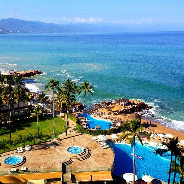 Sunset Plaza Beach Resort Spa Puerto Vallarta Places I