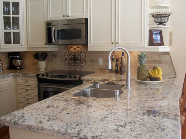 Countertops Costco Granite White With Cabinet Storage And Faucet