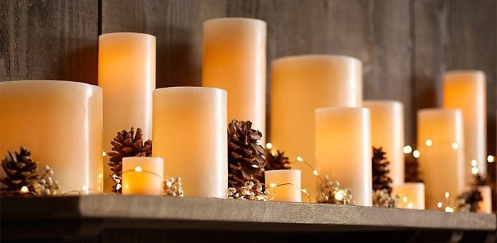 Flower and Home Marketplace - Candles