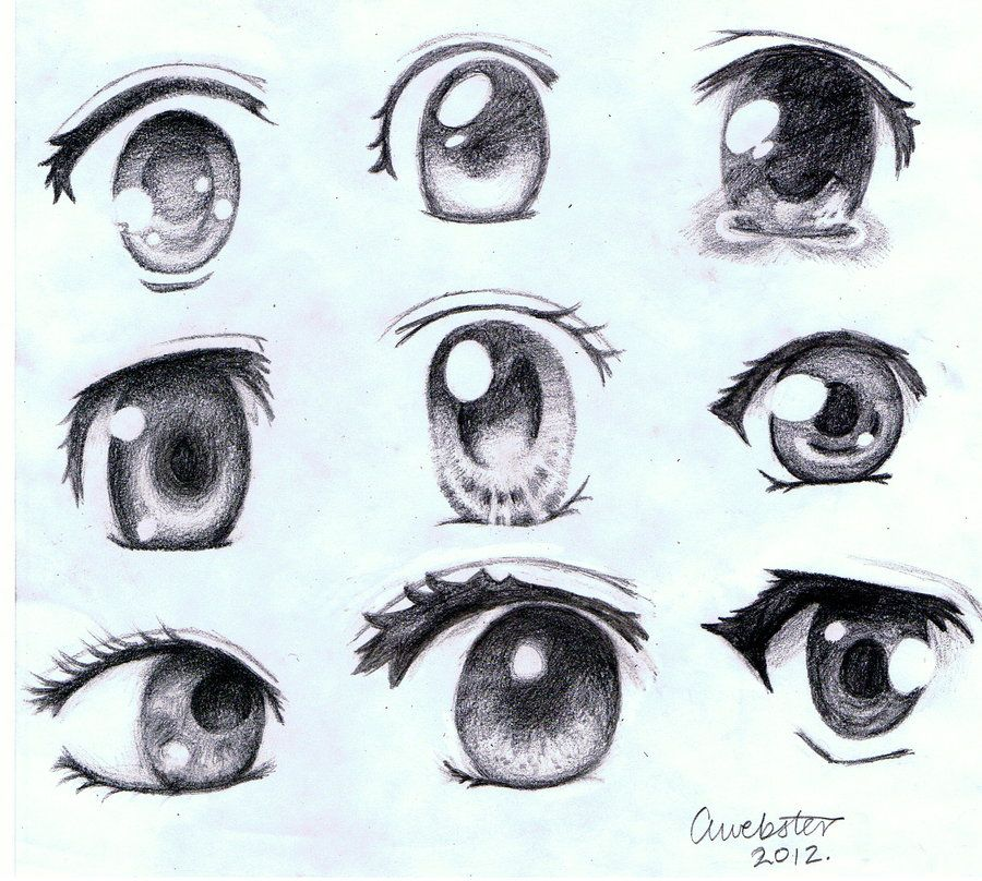Big Anime Eyes Anime Eye Drawing Cute Eyes Drawing Drawings