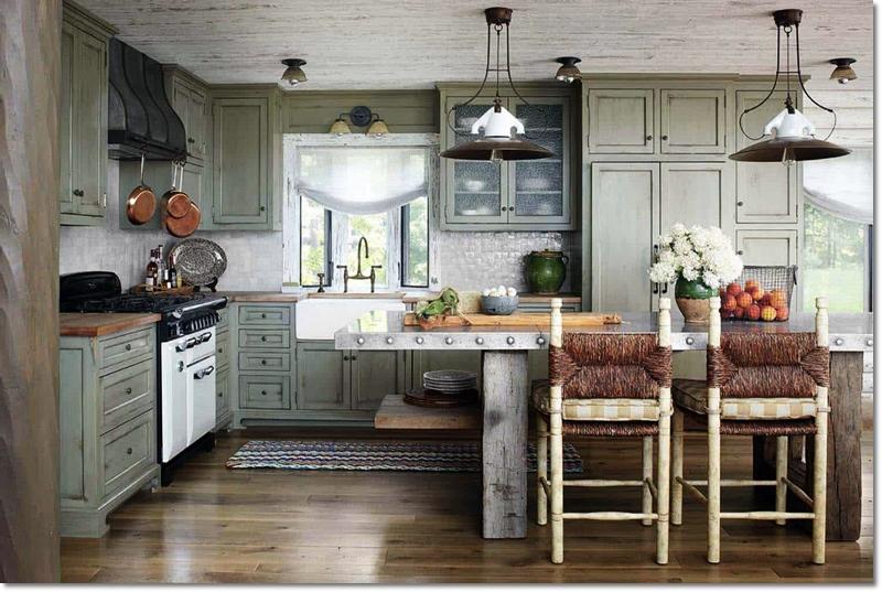 13 Creative Rustic Kitchen Design Ideas En 2020 Diseno De Interiores De Cabana Diseno De Cocina Rustica Diseno De Cocina