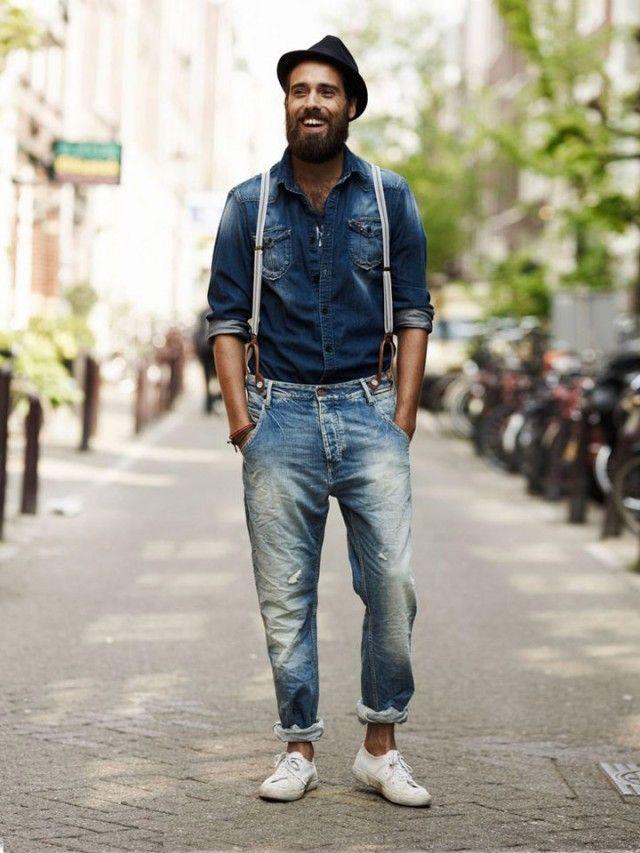 Très Il jeans è senza stagione - Style - Il Magazine Moda Uomo del  TY26
