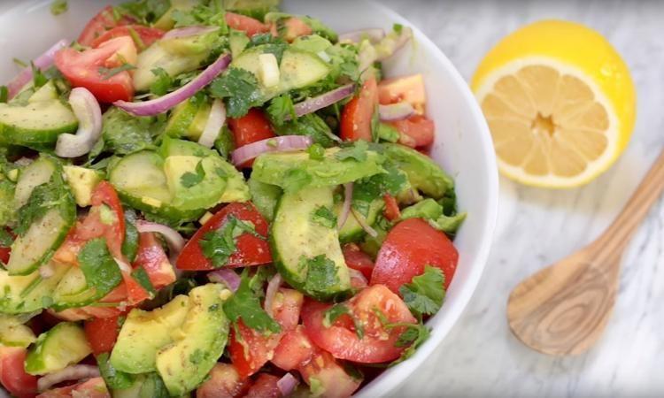 une salade sensationnelle un repas pr t en 5 minutes dont. Black Bedroom Furniture Sets. Home Design Ideas