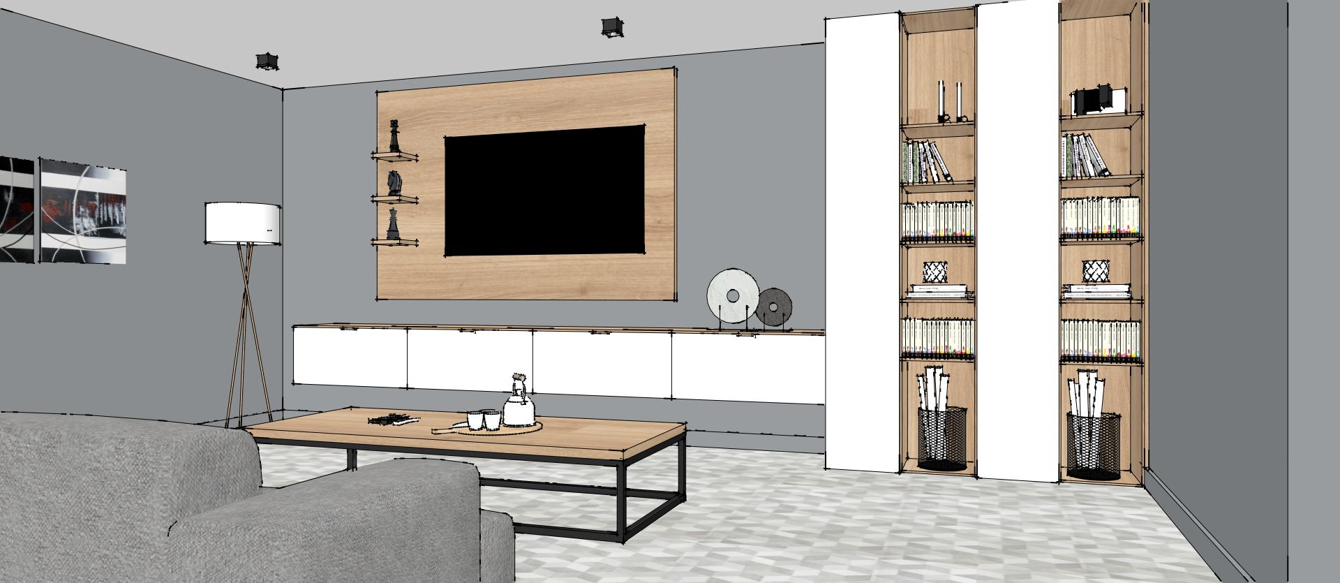 Un Meuble De Salon Moderne Home Decor Home Deco
