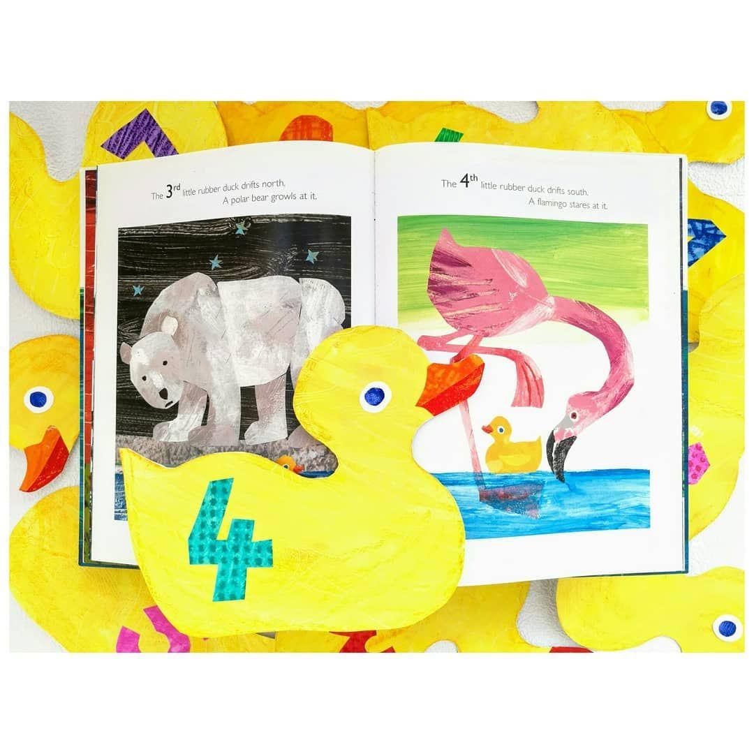 10 Little Rubber Ducks Eric Carle Hardcover Animal Books Rubber Duck Dog Books