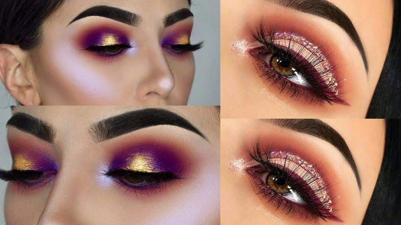 Beginner Eye Makeup For Hooded Eye EASY Everyday Eye ...