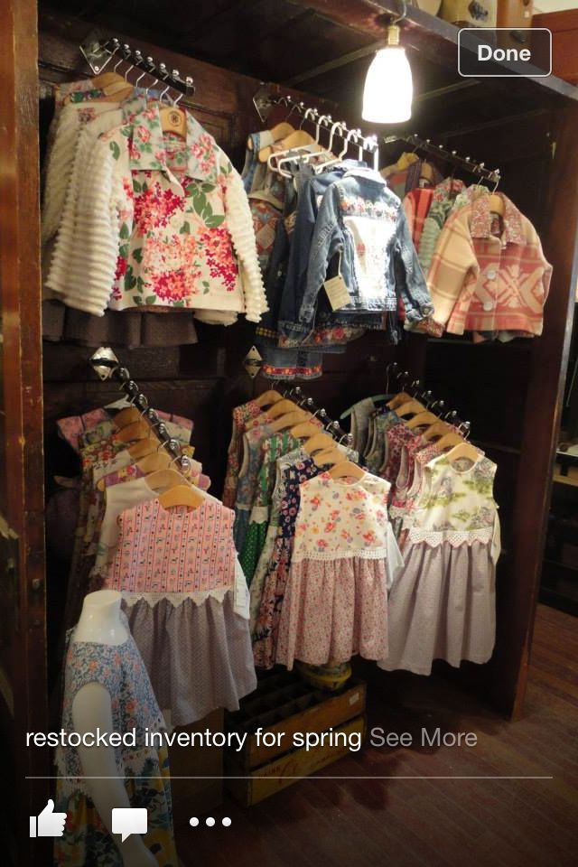 8273b33ef Retail Clothing Display Idea. Boutique Decor, Kids Boutique, Boutique  Interior, Boutique Stores