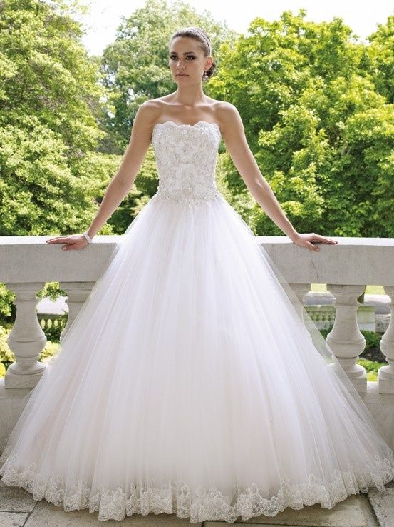 Princess wedding dresses | wedding dresses/wedding hairstyles ...