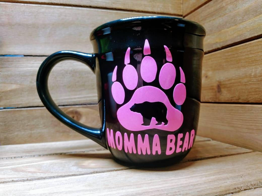 Momma bear mama bear New mom gift baby shower gift mothers day