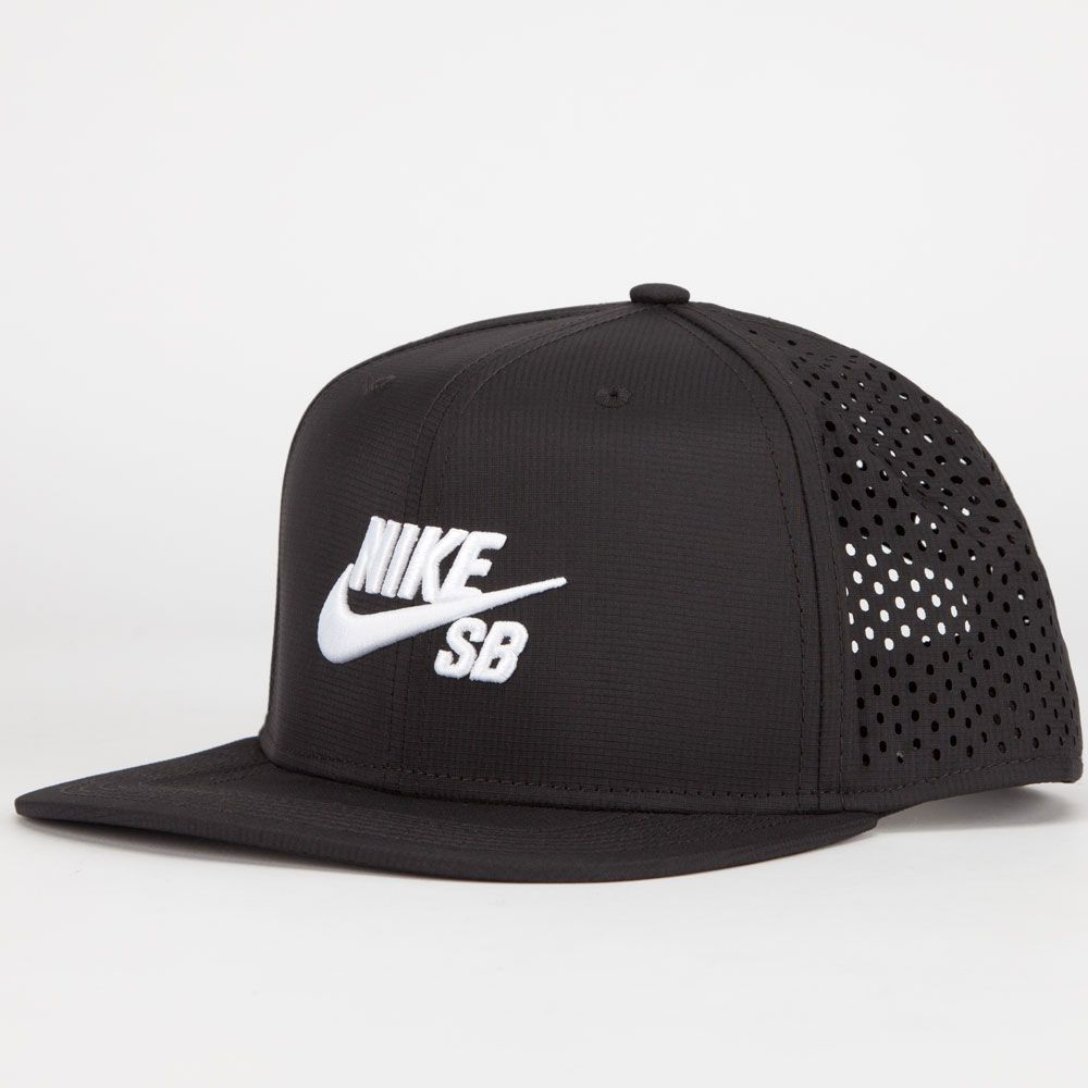 2233be4fa Nike SB Performance trucker hat. Nike SB logo embroidered on front ...