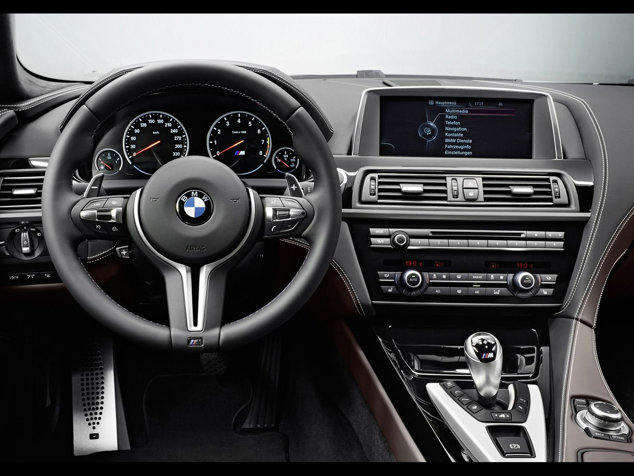 2013 Bmw M6 Gran Coupe Interior 3 1280x960 Wallpaper Bmw M6 Gran Coupe Bmw Models
