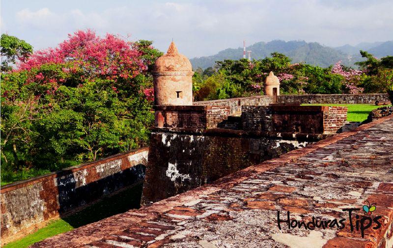 Fortaleza de San Fernando, Omoa