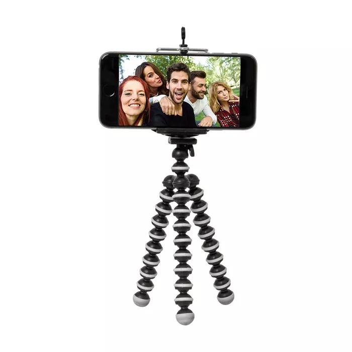 ReTrak Selfie Tripod with Bluetooth Remote Bluetooth