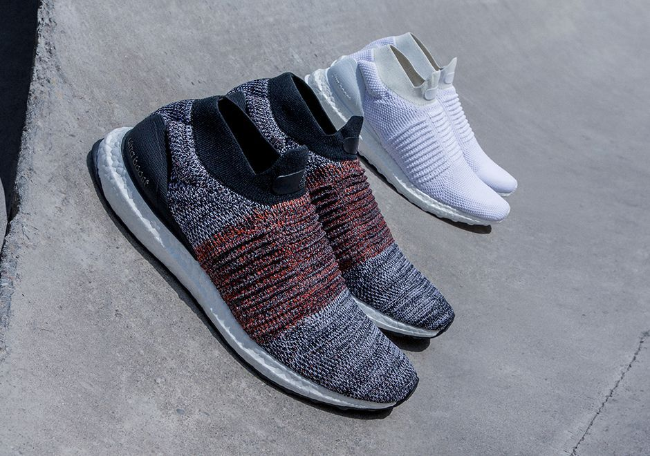 The adidas UltraBOOST Laceless Is Minimalist Movement Unleashed