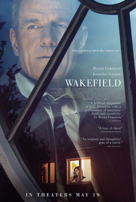 Check out the trailer from IFCFilms for WAKEFIELD opening