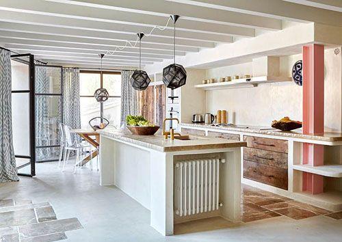 Minimal kitchen diner - © Bureaux/GAP Interiors