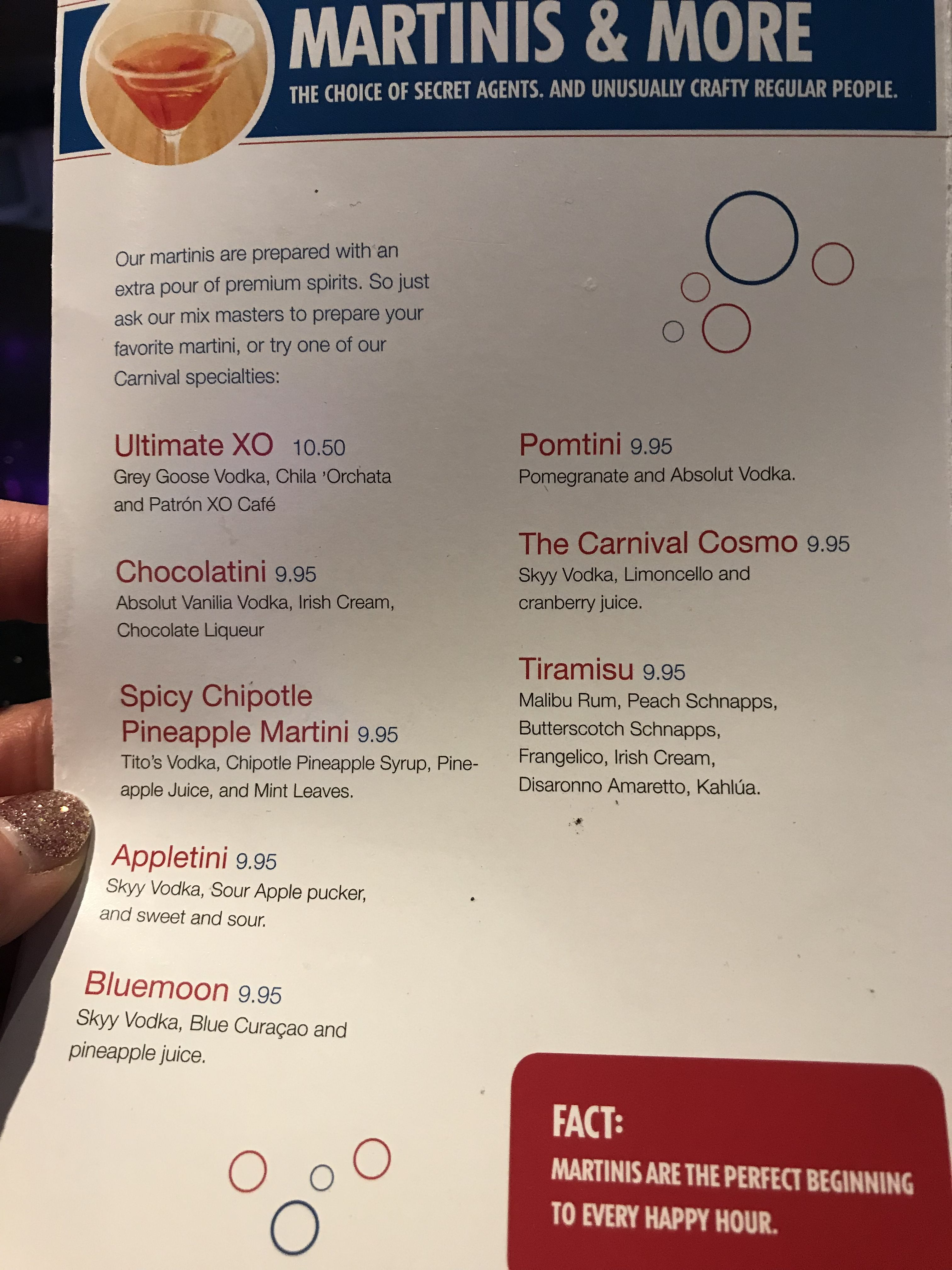 Download How Much Are Drinks On Carnival Glory  Images