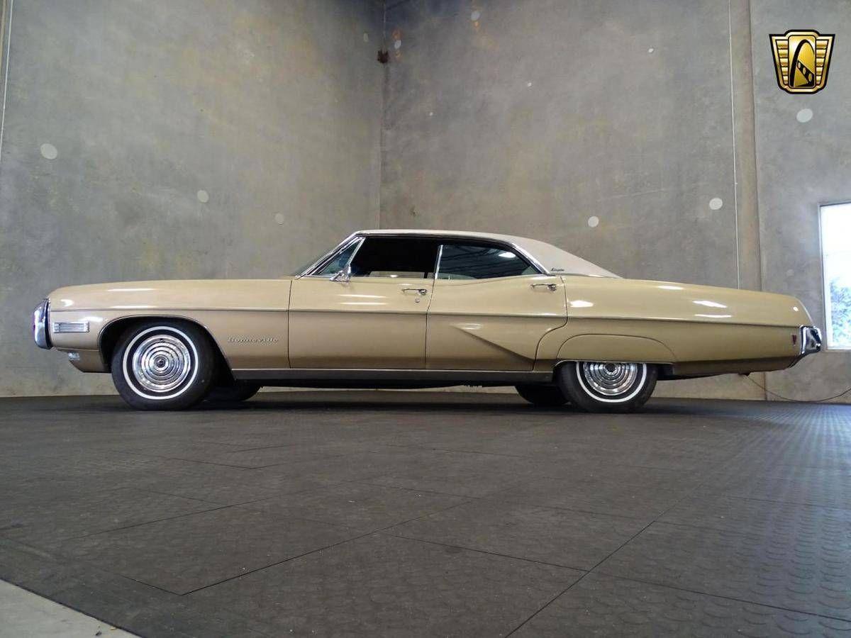 1968 Pontiac Bonneville For Sale 1974548 Hemmings Motor News