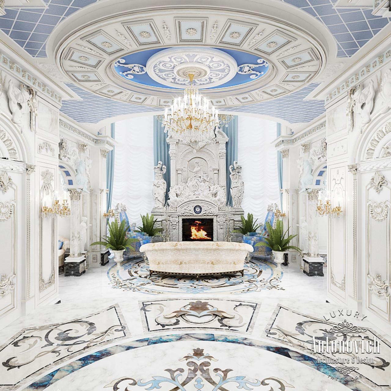 Luxury Interior Design Services: Villa Interior Design In Dubai, Palace In Dubai, Photo 15