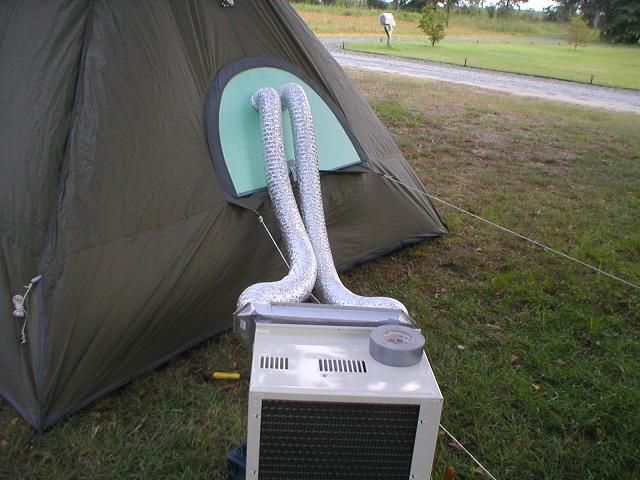 A/C in a tent TECH - Pirate4x4.Com  4x4 and Off- & A/C in a tent TECH - Pirate4x4.Com : 4x4 and Off-Road Forum ...