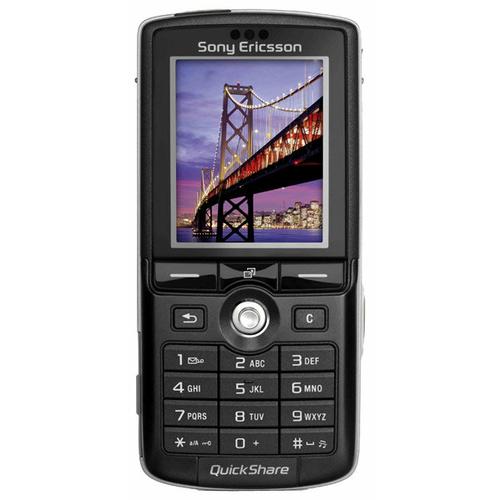 Sony Ericsson K750i Google Pretraga