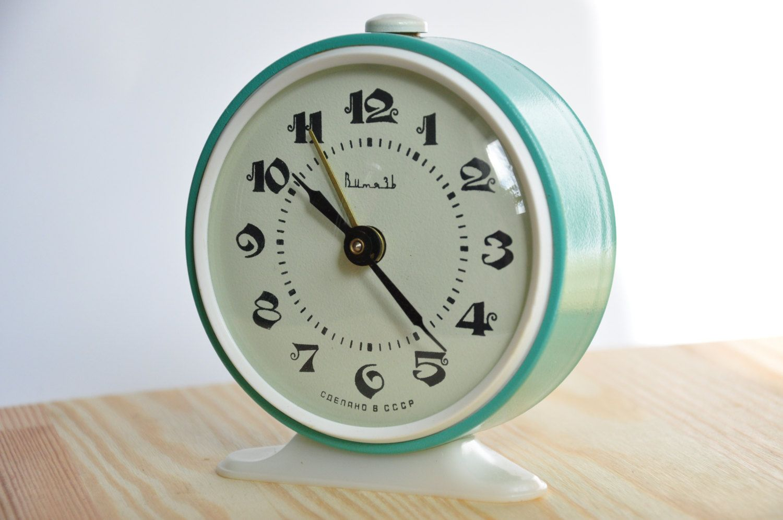 New vintage russian soviet alarm clock vityaz mechanical ussr by new vintage russian soviet alarm clock vityaz mechanical ussr by magicclocksstore on etsy amipublicfo Images