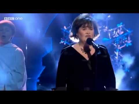 Susan Boyle - The Big Sing in the Royal performance 2013