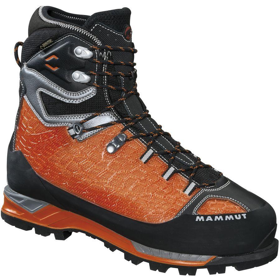 382d4977bcd Mammut - Magic Peak High GTX Boot - Men's - Orange/Black | Boots ...