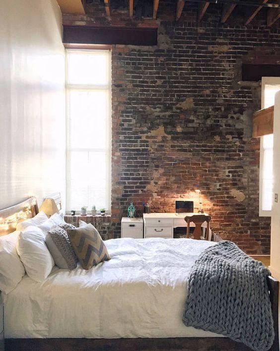 50 Sleigh Bed Inspirations For A Cozy Modern Bedroom: 50+ Winter Scandinavian Minimal Interior Decor 2018