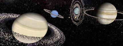 Universe Sandbox is an interactive space simulator for