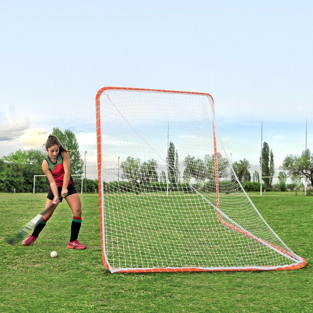 6 X 6 Portable Lacrosse Practice Net For Sport Training Lacrosse Practice Sports Training Lacrosse