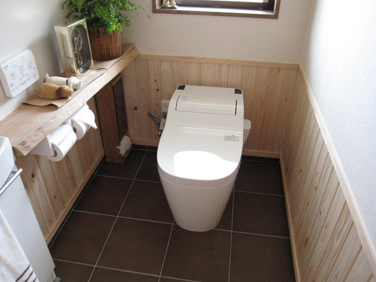 トイレの床をタイルに張替えリフォームする費用や価格は トイレ