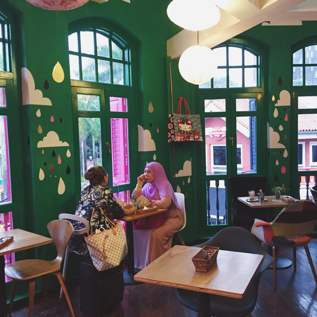 Best Cafes To Work At In Singapore La Marelle Cool Cafe Cafe Singapore