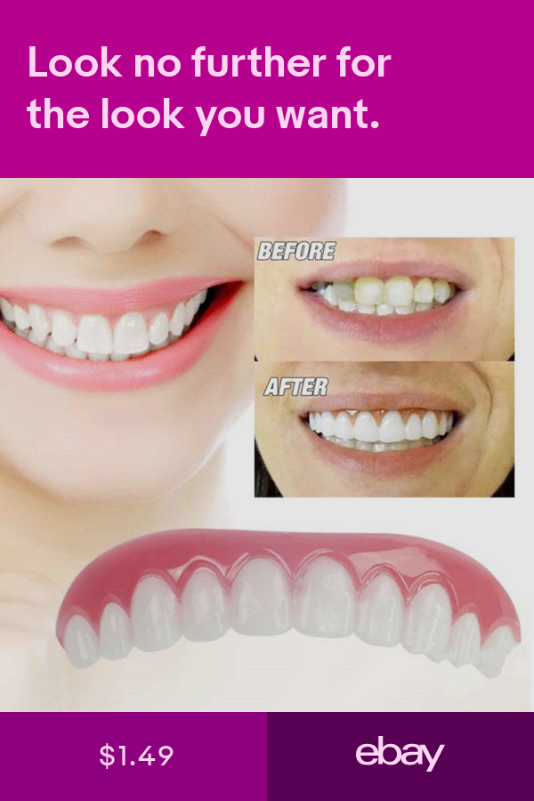 Other Oral Care Health Beauty Ebay Cosmetic Veneers Perfect Smile Teeth Perfect Smile