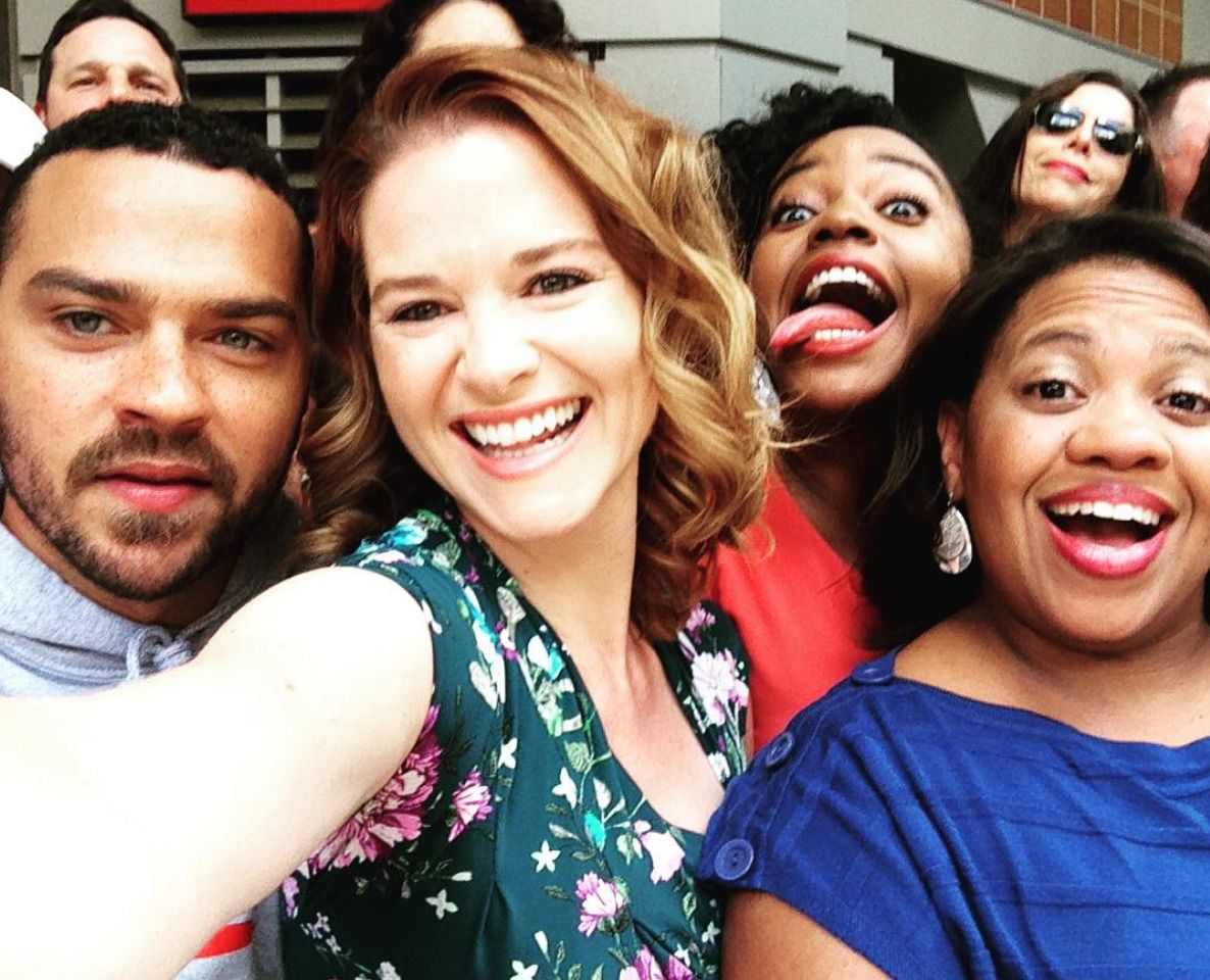 Grey\'s Anatomy — jacksonaverykepner: old pics but our family is ...