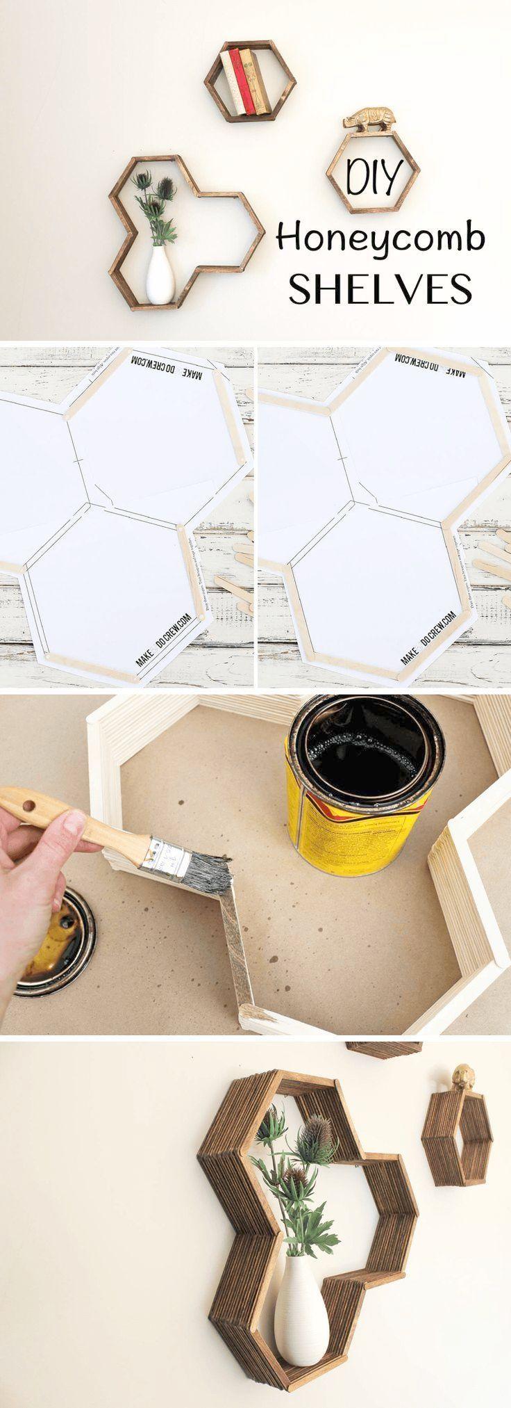 DIY Home Decor Projects Cheap Homemade Home Decor Ideas Pinterest ...
